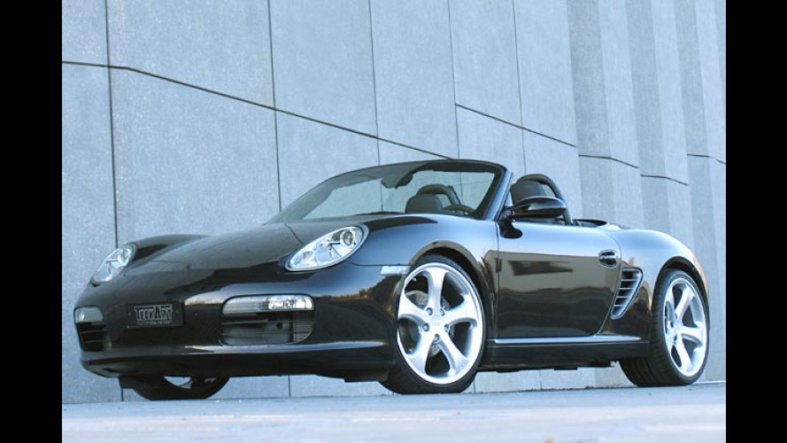 Porsche: TechArt will dem Boxster die Nase polieren