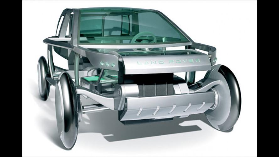"""Land Rover: Studie ,Land_e"""" soll die Allrad-Zukunft zeigen"""