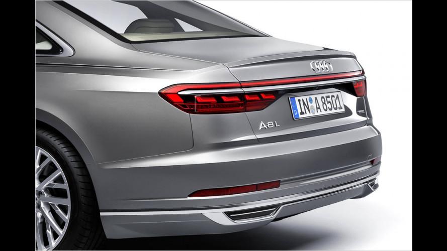 Ultra-luxuriöser Audi A8 soll den Namen Horch zurückbringen