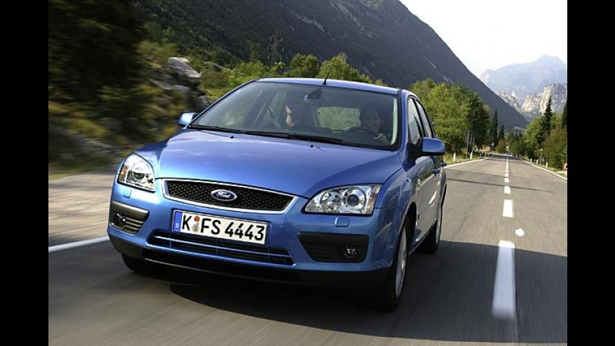 Ford bringt den Focus als CNG-Version mit Erdgasantrieb