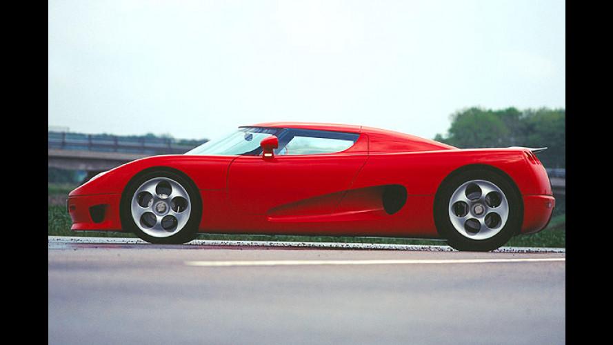 Topspeed Champions: Die schnellsten Serienwagen der Welt