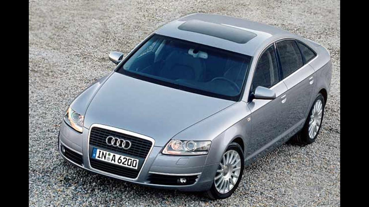 Audi A6 vielfältiger