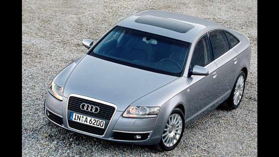 Audi A6 Limousine mit zwei neuen Varianten
