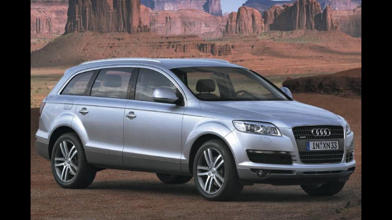 Die Fakten zum Audi Q7