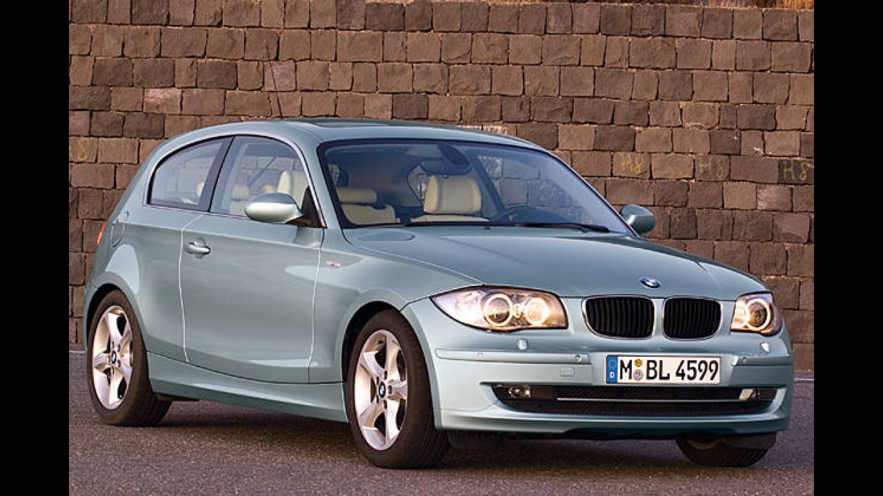 Platz 19: BMW 130i