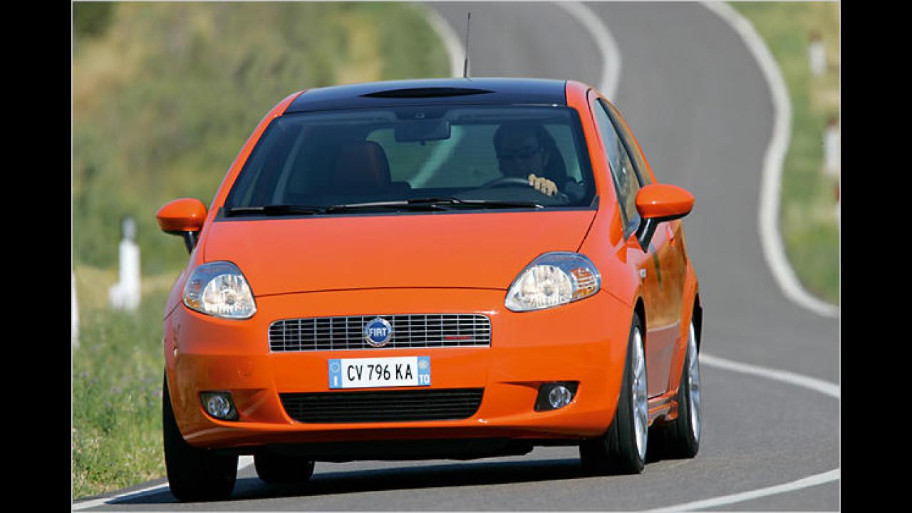 Fiat Grande Punto 1.3 JTD MJ 16V 55 kW Dyn. 3-t.