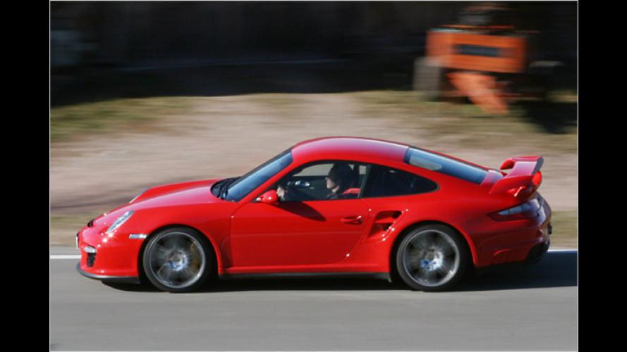 Lady in Red: Der neue Porsche 911 GT2 mit 530 PS im Test