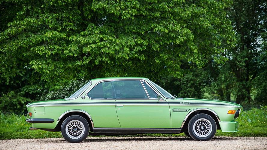 BMW 3.0 CSL (1972) à vendre