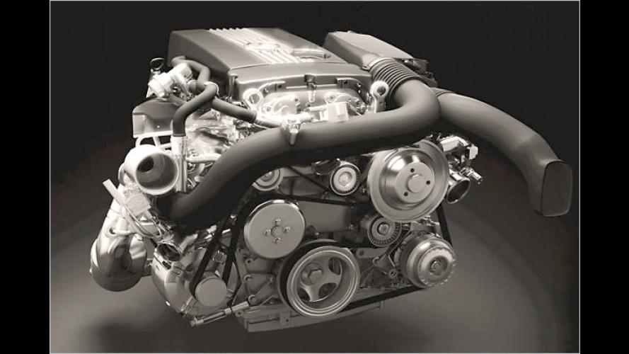 Mercedes-Benz: DiesOtto-Motor – Benziner mit Diesel-Genen