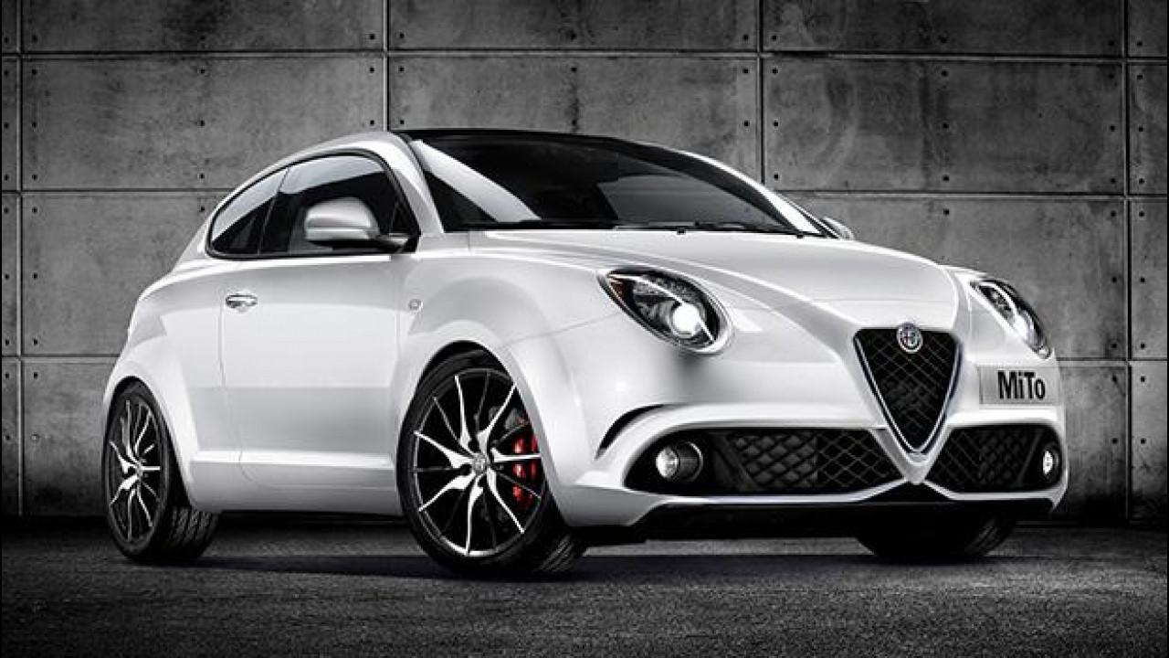[Copertina] - Alfa Romeo MiTo, col restyling arriverà un nuovo scudetto