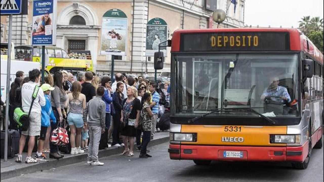 [Copertina] - Sciopero 18 marzo: fermi bus, treni e taxi