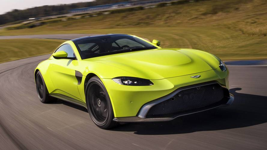 Aston Martin V Vantage Under Consideration Manual V Coming - Aston martin vantage v12