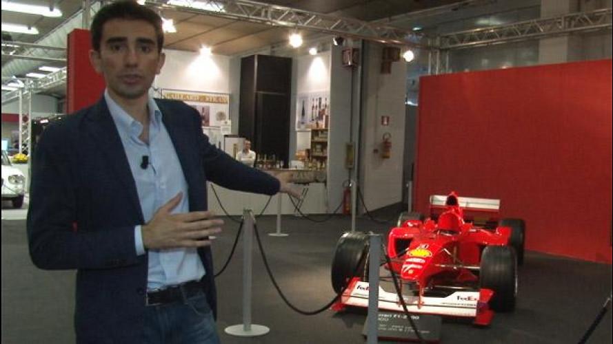 Ferrari, fra simulatori e capolavori del passato [VIDEO]