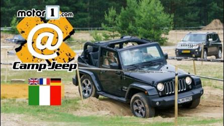 Camp Jeep, tutto il meglio dell'edizione 2017 [VIDEO]