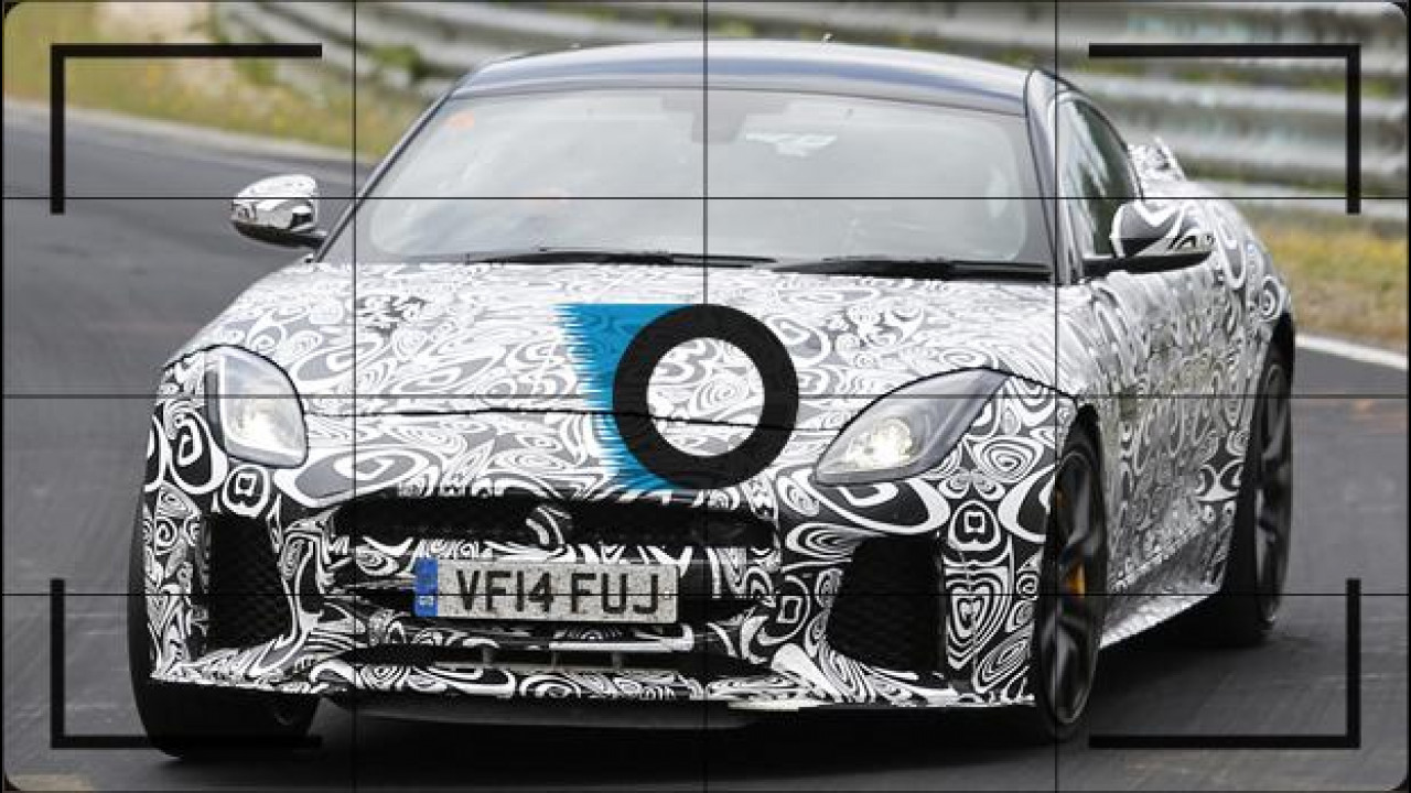 [Copertina] - Jaguar F-Type SVR, sorpresa al Nurburgring [VIDEO]