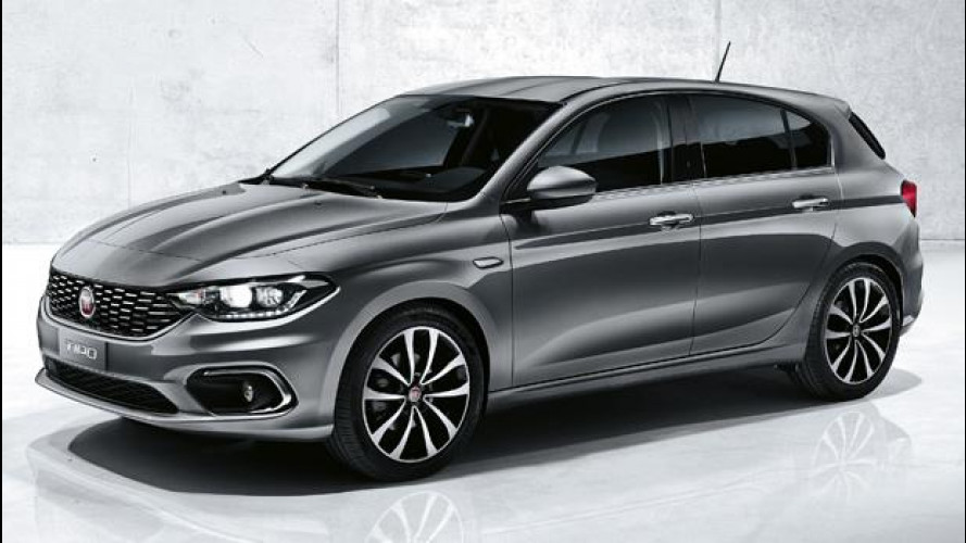 Nuova Fiat Tipo 5 porte, bentornata hatchback [VIDEO]