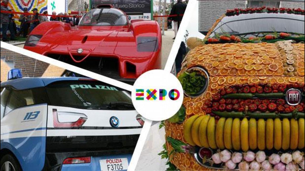 [Copertina] - Expo 2015, 3 cose da vedere se vi piacciono le auto