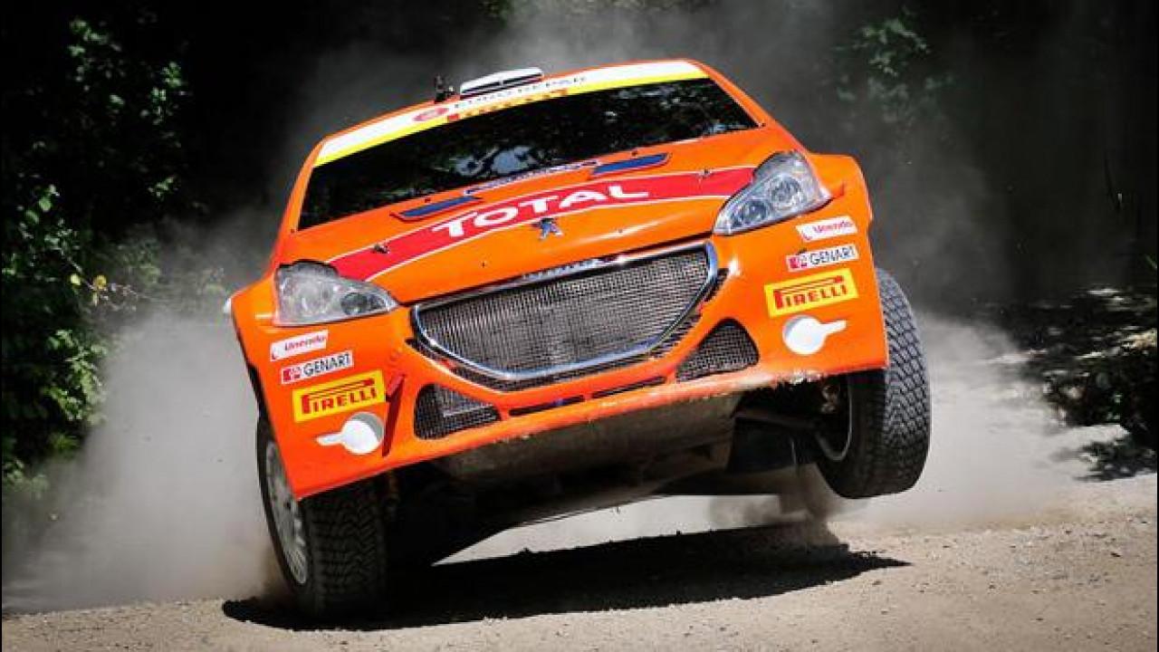[Copertina] - CIR di San Marino, noi ci siamo andati con una Peugeot 106 Rallye