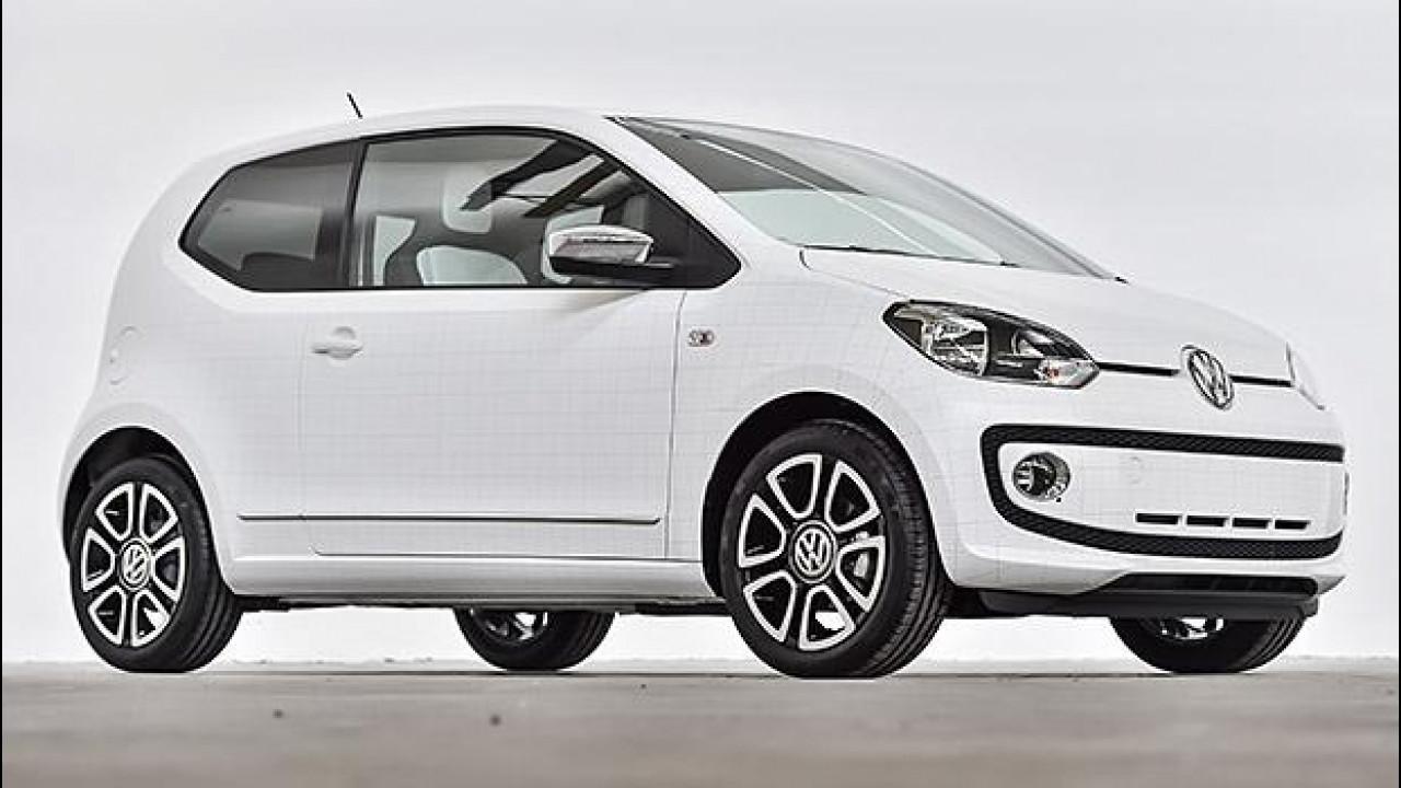 [Copertina] - Garage Italia Customs rivede la VW up! in chiave