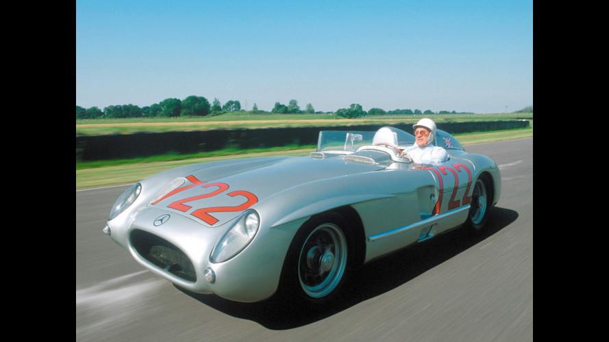Mille Miglia 1955, un record da brividi