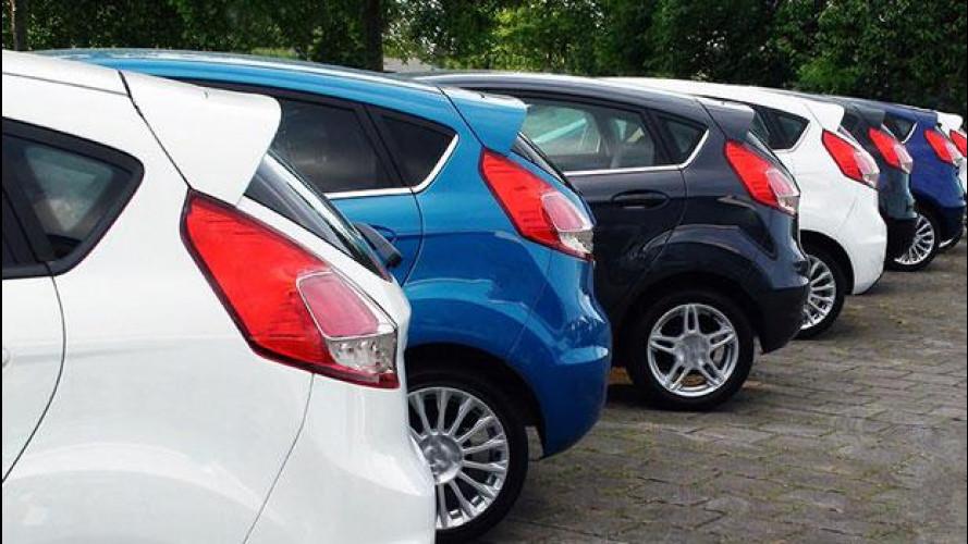 Auto aziendale, il downgrading dilaga anche nel noleggio