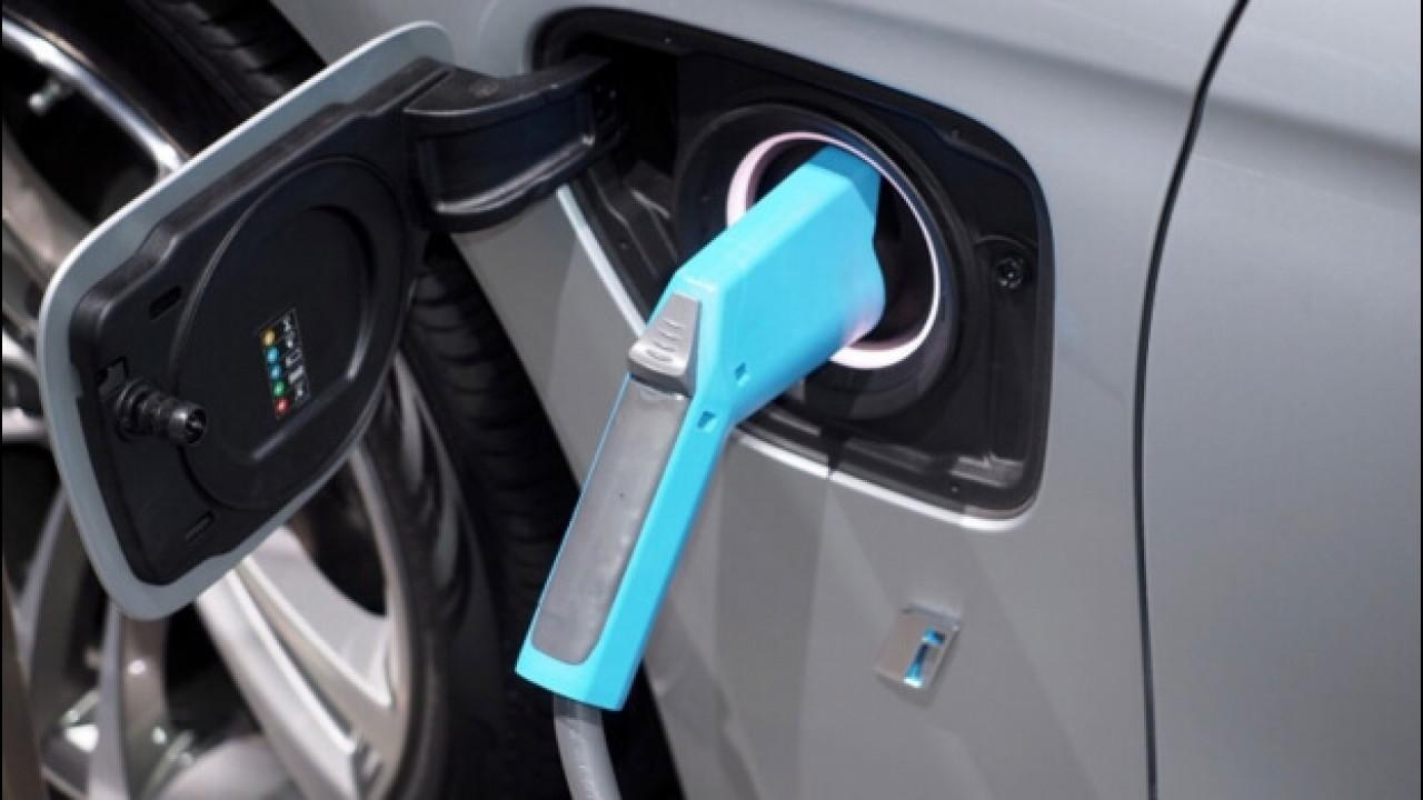 [Copertina] - BMW Serie 3 elettrica, possibile debutto a Francoforte