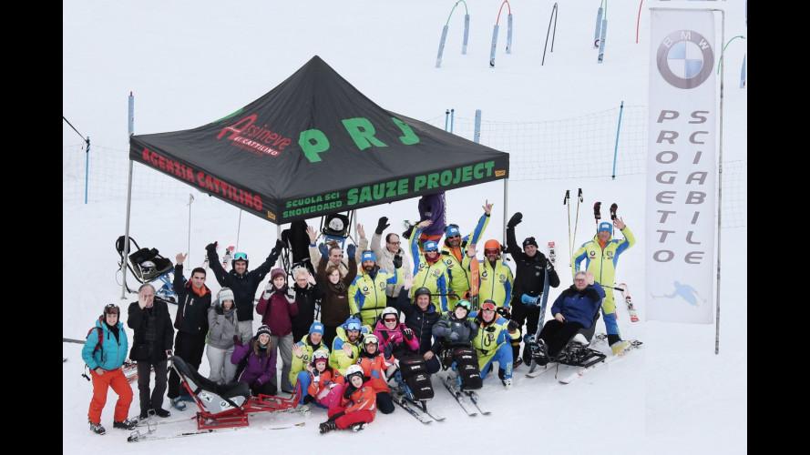 SciAbile, il bello dello sport e della responsabilità sociale d'impresa [VIDEO]
