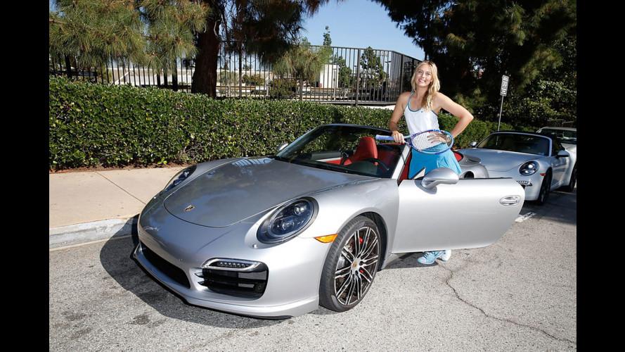 Porsche 911, il nuovo spot con Maria Sharapova [VIDEO]