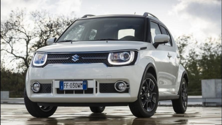 La Ignis è la Suzuki più venduta in Italia, presto anche a GPL