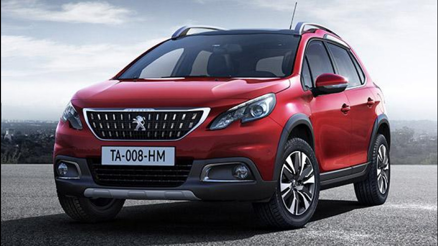 Peugeot 2008, restyling al testosterone [VIDEO]