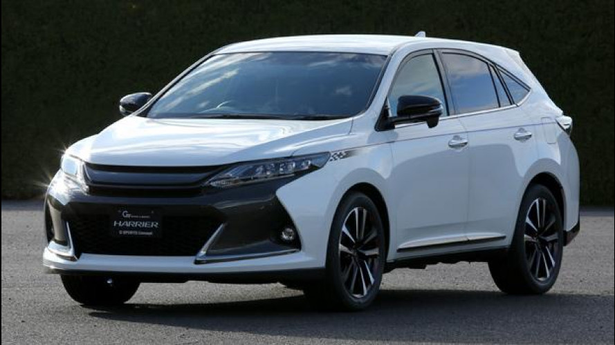 Le Toyota più veloci del mondo esposte a Tokyo