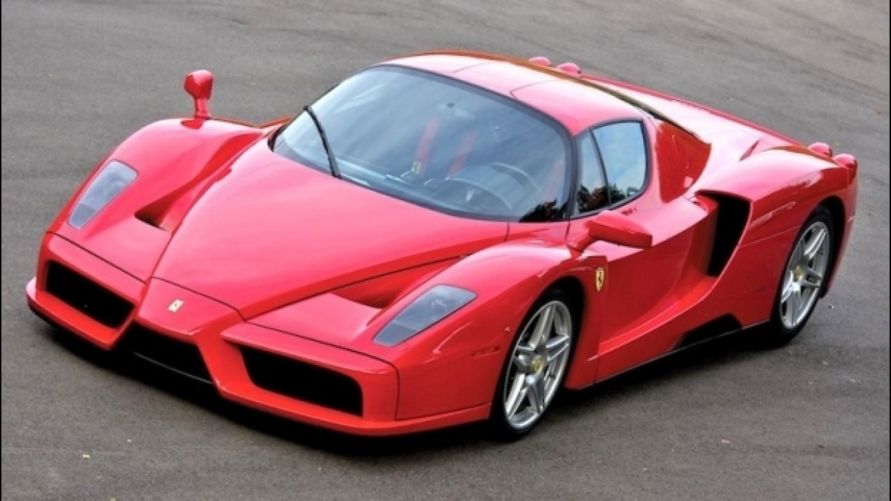"""[Copertina] - Ferrari Enzo, l'ultima """"pura"""" del Cavallino"""