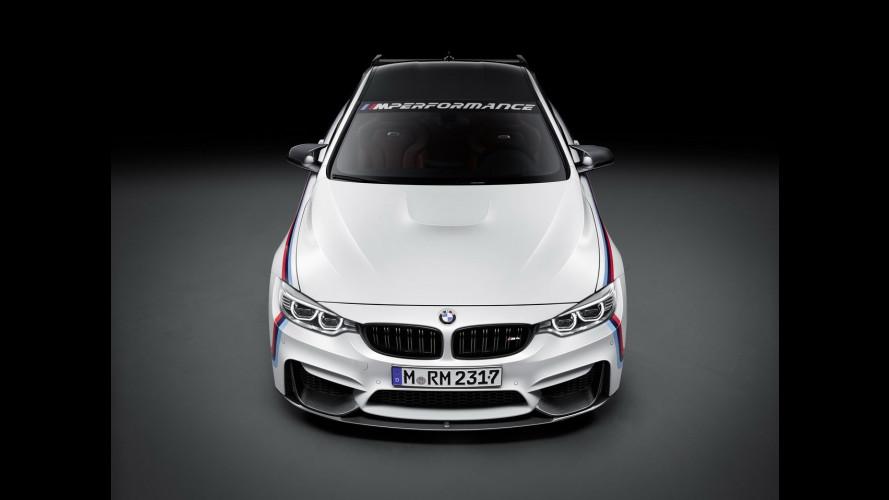 BMW accende il SEMA con il top della sportività