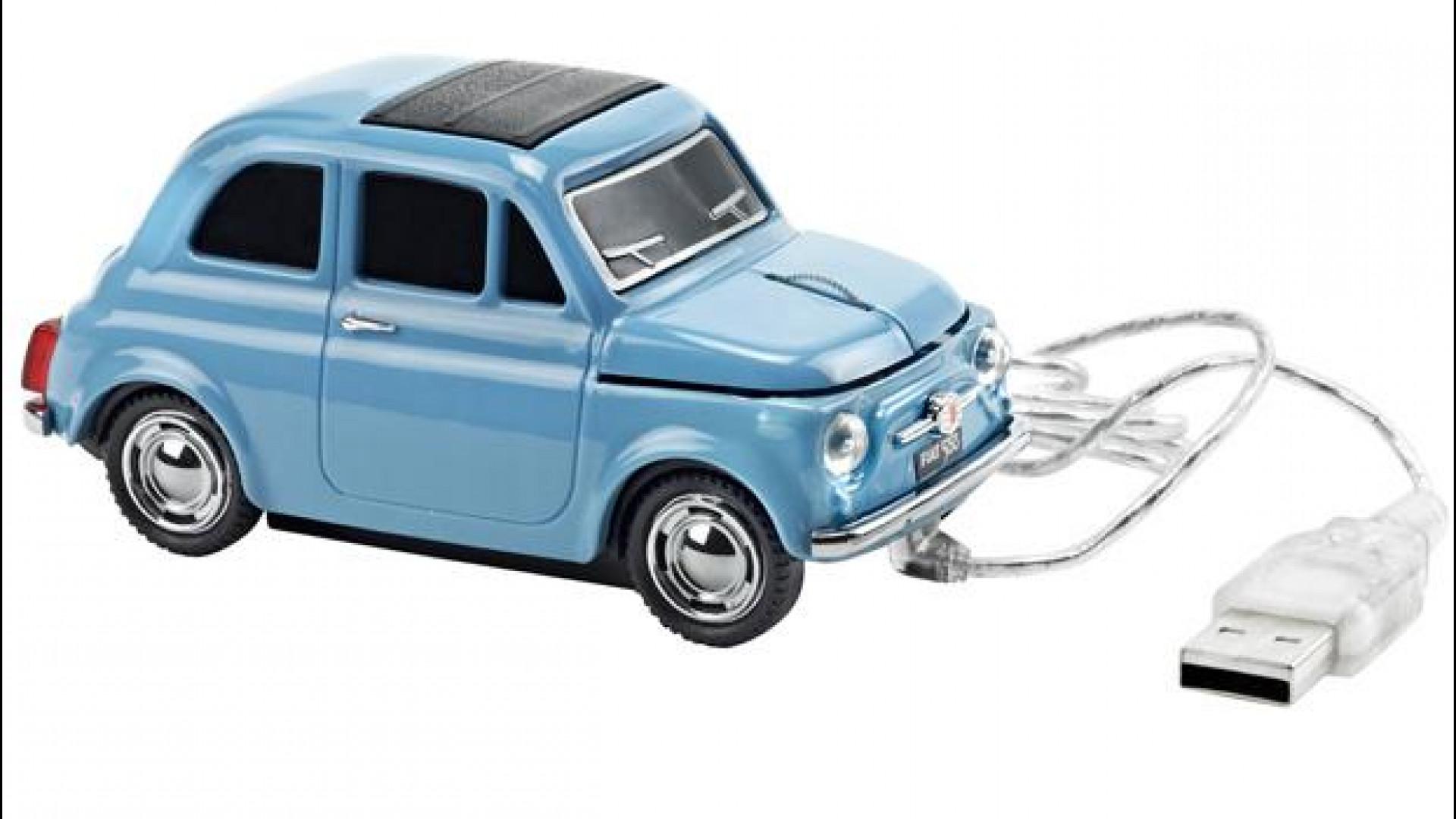 vari stili super speciali nuovo design Fiat 500 Vintage '57 si è trasformata in servizi e accessori
