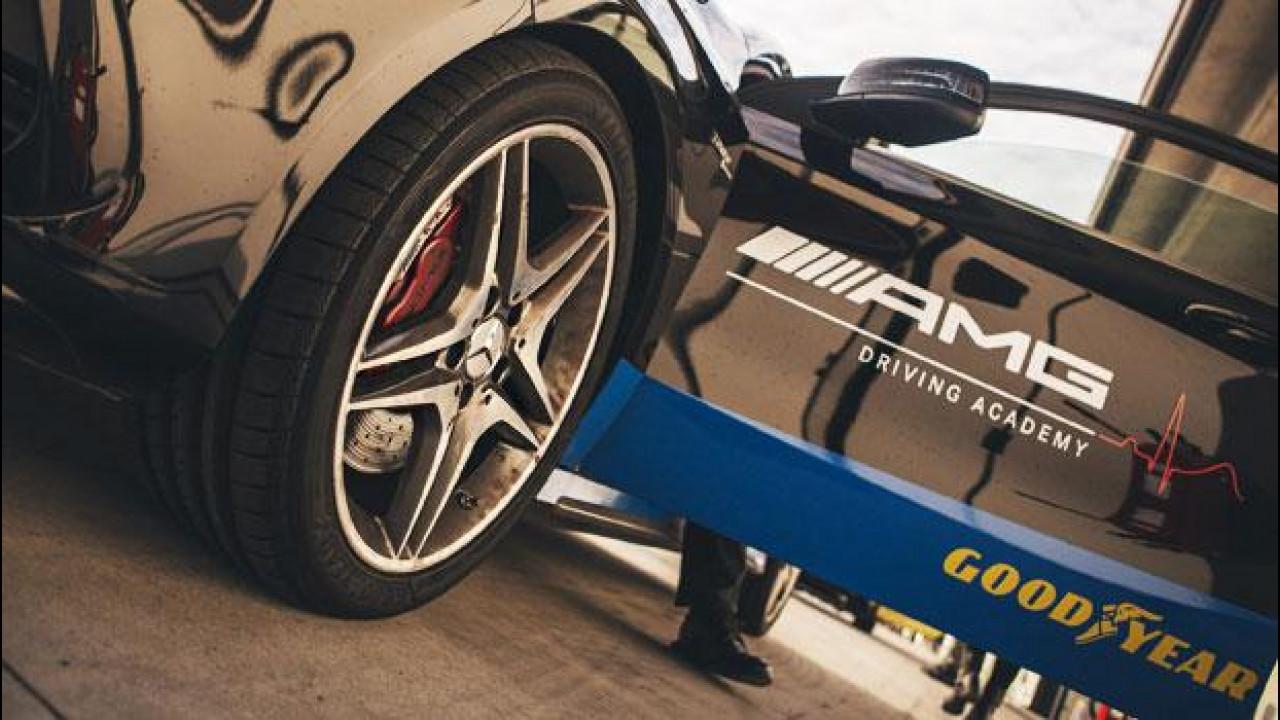 [Copertina] - Goodyear e Dunlop, la prova delle nuove gomme sportive