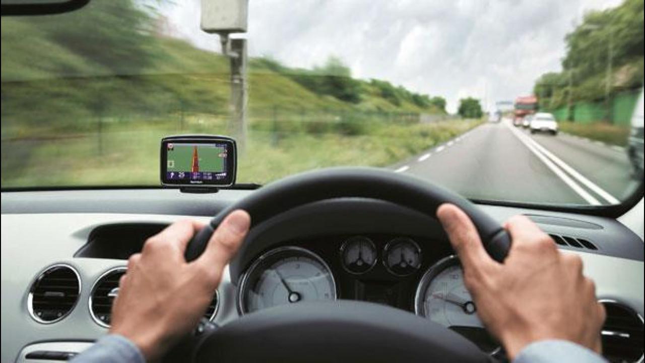 [Copertina] - Salone di Francoforte, TomTom lancia le mappe per la guida autonoma