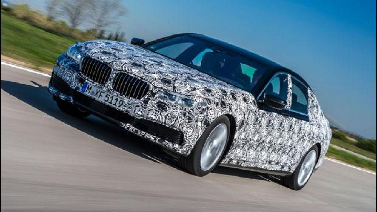 [Copertina] - Nuova BMW Serie 7, prezzi da circa 90.000 euro