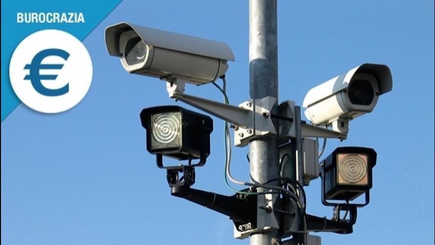 Beccati da una telecamera senza revisione auto? Ecco cosa fare