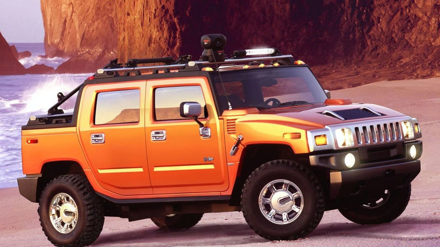 Electric Hummer Discussed As Future Off-Roader From GM