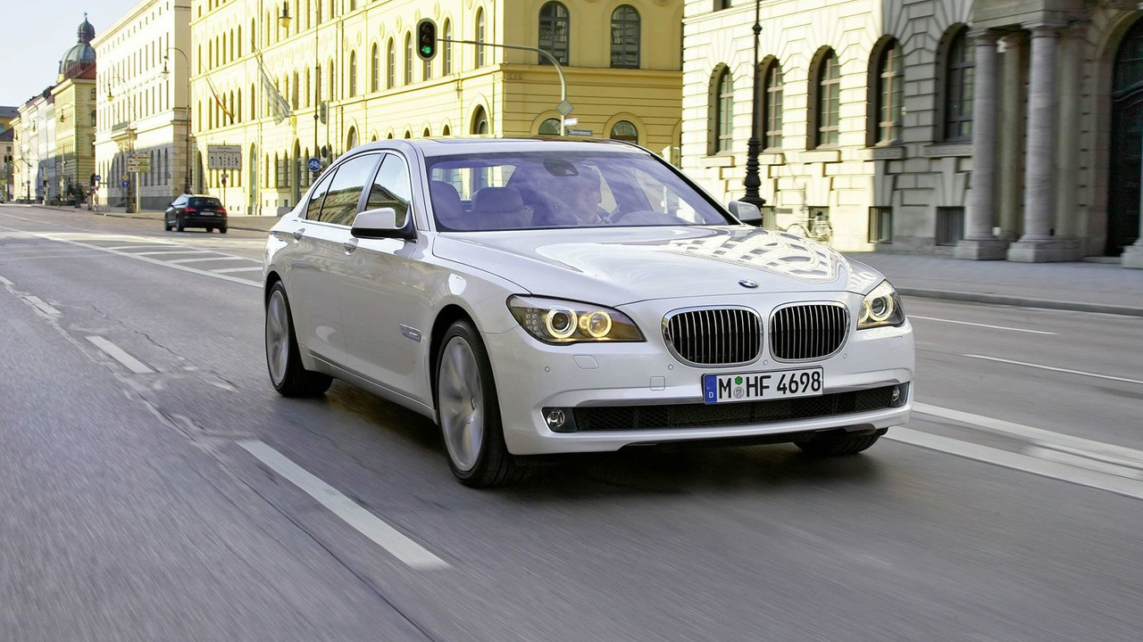 2010 BMW 760i