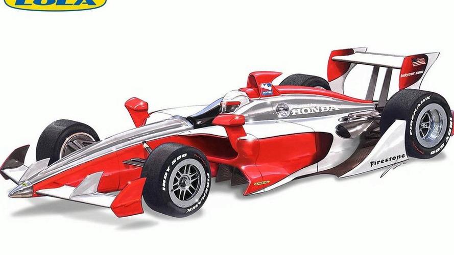 Lola Presents IndyCar Concept Proposals for 2012