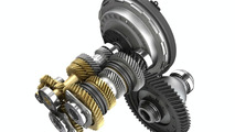 Ford Dual-Clutch PowerShift gearbox components