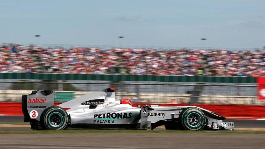 Ecclestone happy with new Silverstone