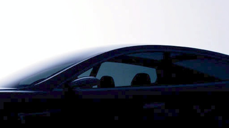 New Tesla Model S Teaser Emerges