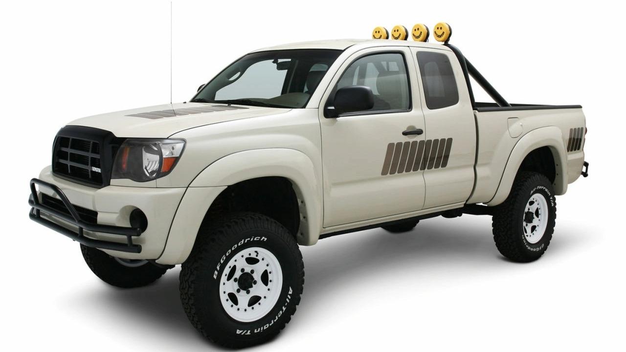 Toyota Tacoma Truck Concept at SEMA 2008