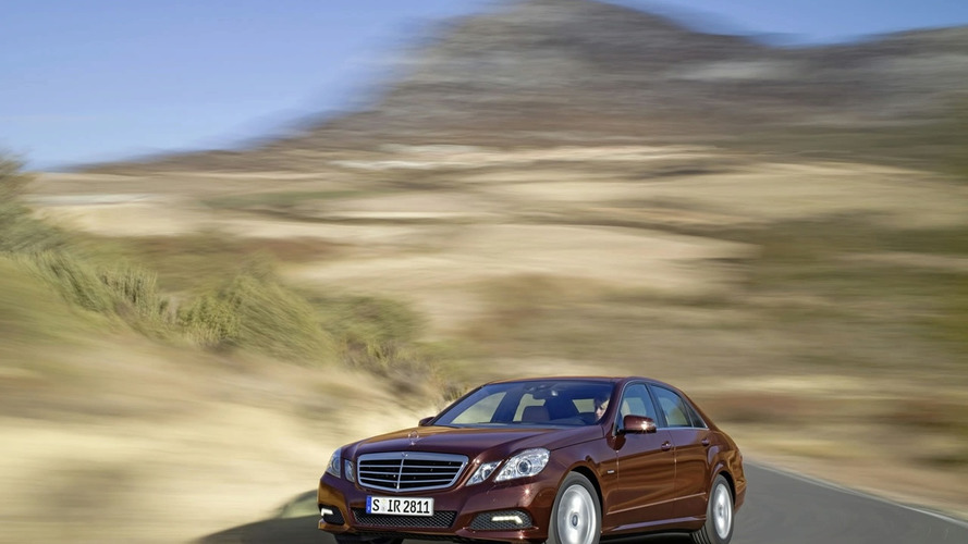 50,000 Pre-Orders for 2010 Mercedes E-Class