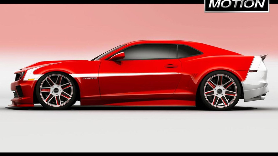2011 Baldwin-Motion SS and Phase III Camaros promise up to 800hp - Fantastic Five