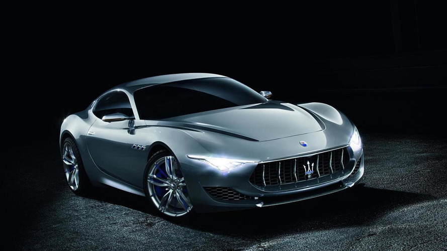 Maserati five year plan includes forgotten concept