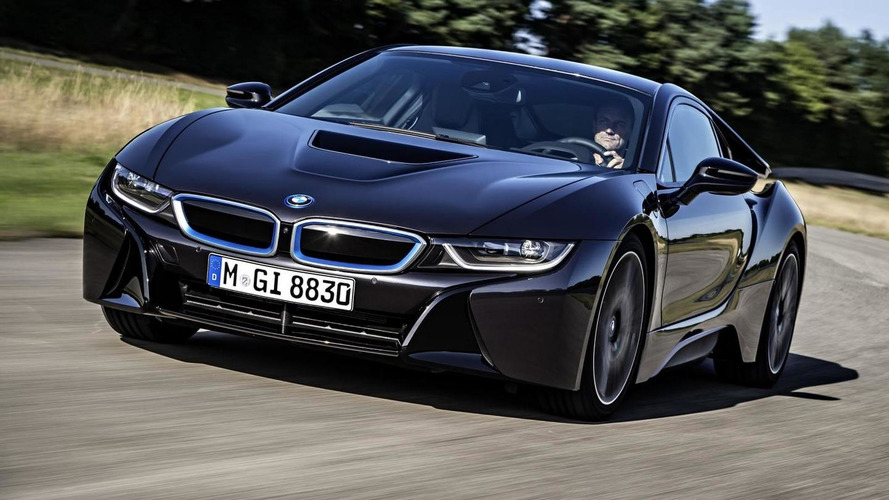 BMW i8 named Top Gear Car of the Year