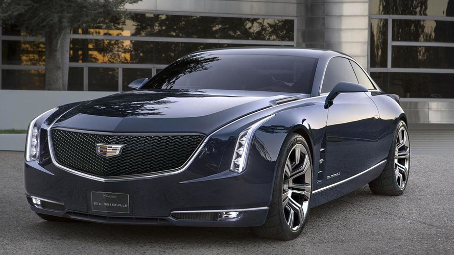 Cadillac still noncommittal on the Elmiraj concept - report